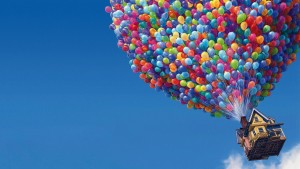 Pixar movie Up